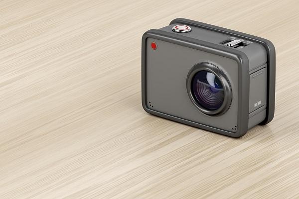 wizualizacja kamery