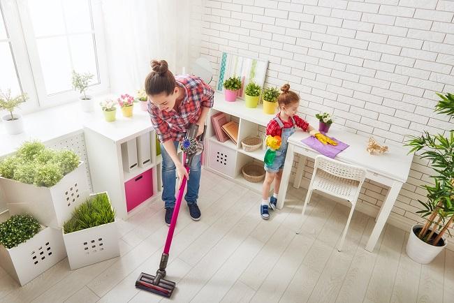 podział obowiązków sprzątanie